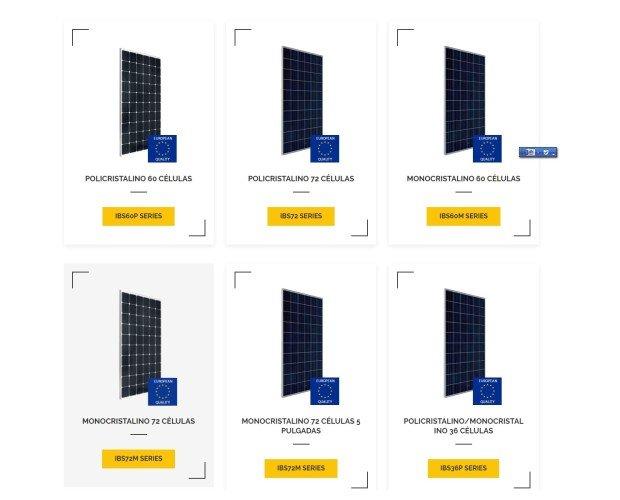 Ingeniería de Energía Solar Fotovoltaica.Paneles