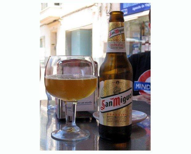 Cerveza. Nuestra cerveza más clásica