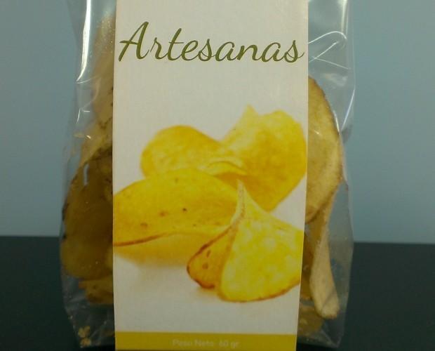 Patatas Fritas.Patatas fritas de primera calidad