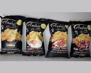 Patatas fritas GOURMET 110G. GAMA GOURMET 110 G