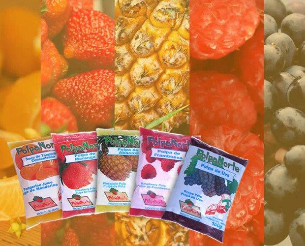 Producto Frutas. Frutos seleccionados