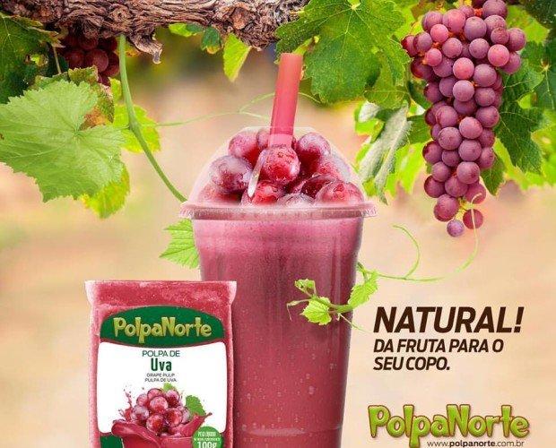Pulpa de uva. Disfruta del verdadero sabor a frutas