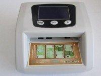 Detector de billetes pequeño