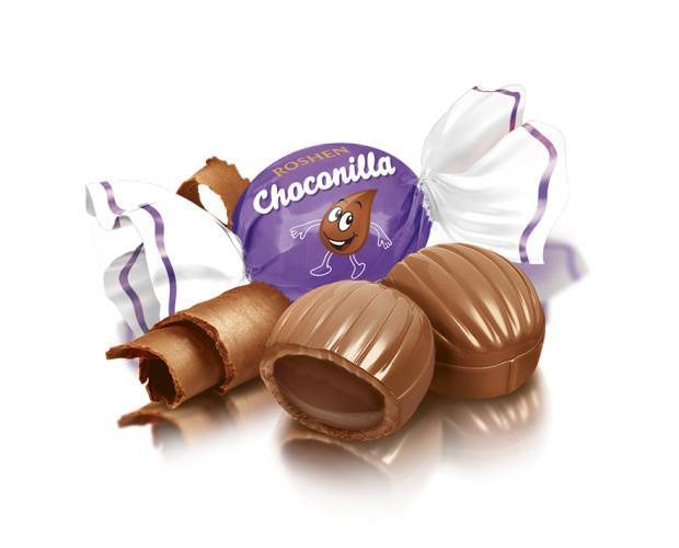 Bombones de Chocolate.Bombones Choconilla