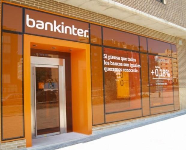 Bancos.Oficina de Bankinter