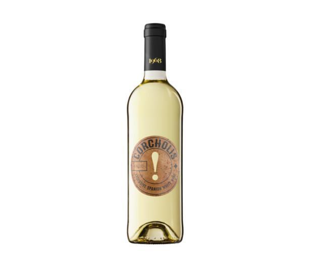 Corcholis. Corcholis Vino blanco