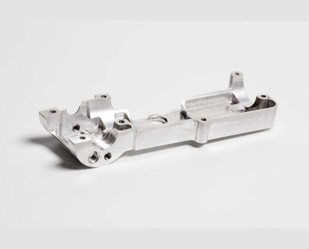 Aluminio CNC. Piezas de alta calidad
