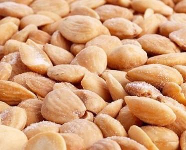 Almendra Ecológica Repelada Frita. Cultivo ecológico