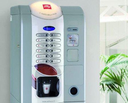 Instalación de Máquinas de Café para Vending.máquina de café vending