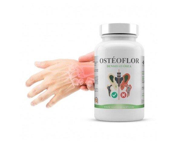 Osteoflor. Fortalece y regenera la densidad ósea