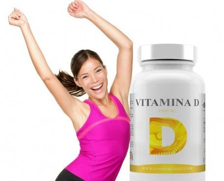 Vitamina D 3. Excelente calidad