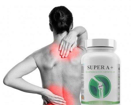 Super A+. Ayuda a reducir el dolor inflamatorio causado por el desgaste de cartílago.