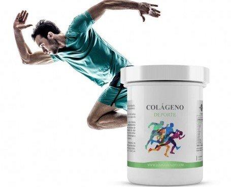 Colágeno. Mejora tu rendimiento deportivo recuperando y fortaleciendo las articulaciones con el colágeno especial marino (deporte)