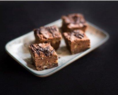 Brownie nueces y avellanas. Un clásico que nunca puede faltar