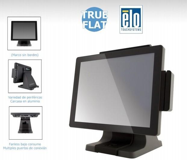 TPV. Modelo: 485 black, flat