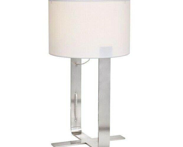 Lámpara cruz. Ideal para el dormitorio de habitaciones y zonas comunes de hotel
