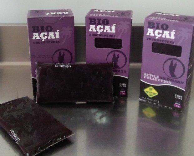 Pulpa de Acai Premium. Formato 100gr