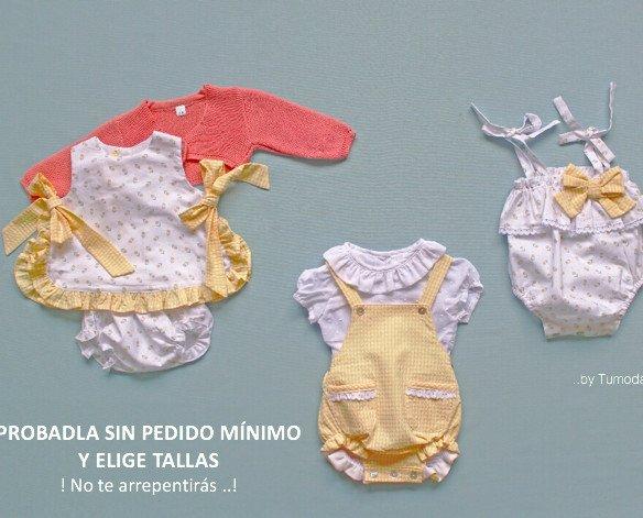 opiniones tumodakids. Nueva marca de ropa de hasta 36 meses hecha en España.Popys