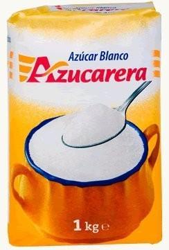 Azúcar Blanco.Azucarera 1kg
