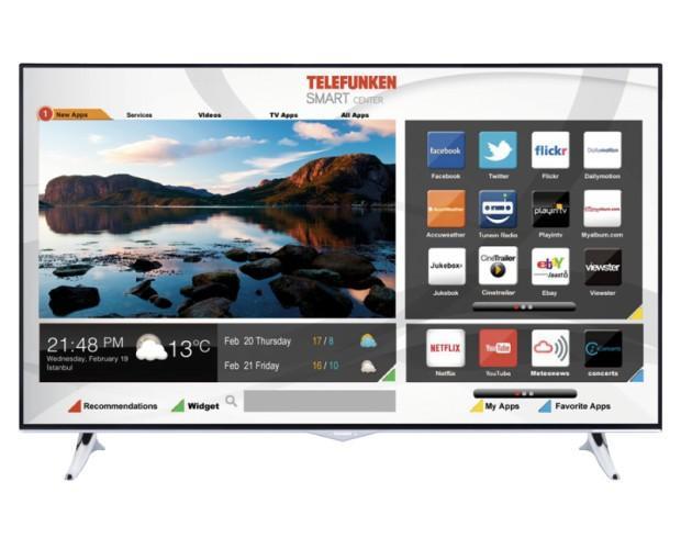 Equipos de Imagen y Sonido. Televisores. Umbra55Uhd Stv Wifi Nflx 1500