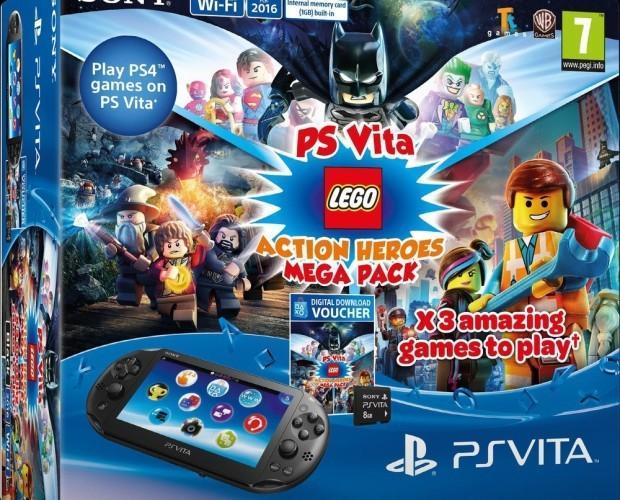 Videoconsolas y Accesorios para Juego.Psvita+3 Juegos+Tarjeta