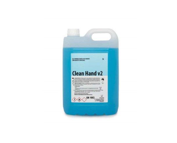 Gel Hidroalcohólico. Para una limpieza eficaz de lasmanos sin necesidad de aclarado