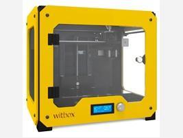 Impresora BQ 3D Witbox