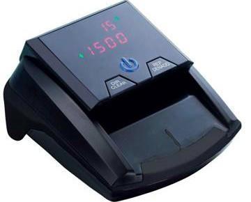 Detector de billetes falsos. Seguro, Sencillo y Rápido