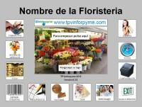 TPV para Floristería