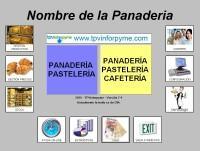 TPV Panadería, Pastelería y Cafetería