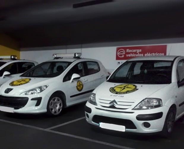 Seguridad en Naves y Edificios Industriales.seguridad en vehículos
