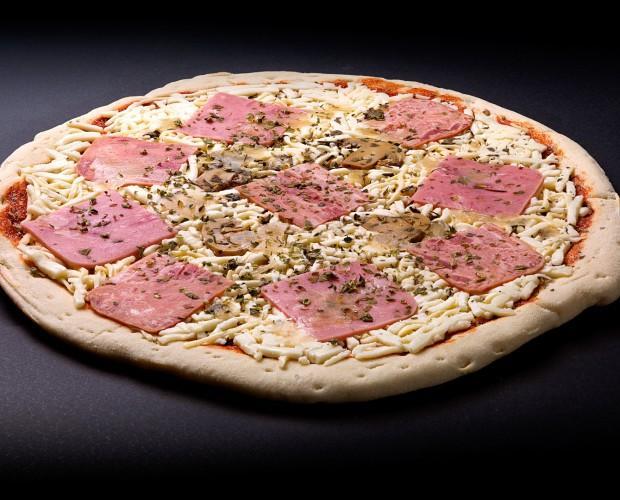 Pizzas congeladas. Variedad de sabores