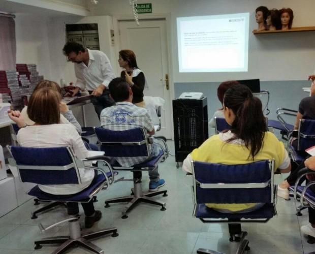 Formación. Formación y asesoramiento especializados del sector de la peluquería y estética