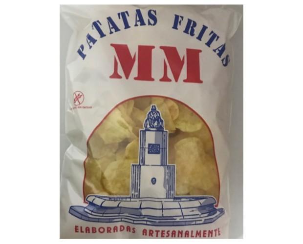 Patatas Fritas.Bolsa de 350 grs