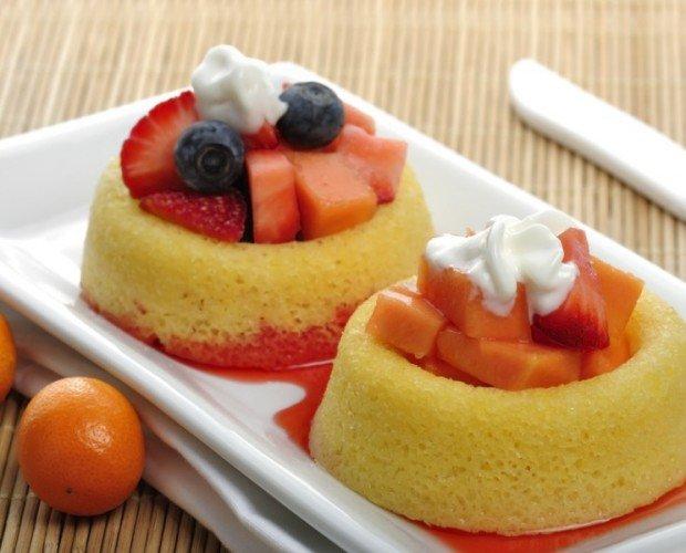 Tartas De Frutas. Delicioso en todos los sentidos