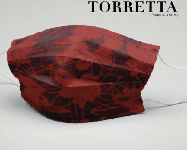 Mascarilla Roberto Torretta. Ofrecemos diseños único y originales