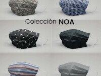 Mascarillas colección Noa