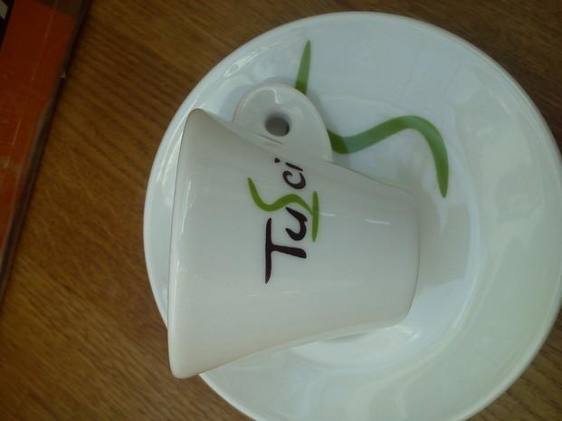 Nuestras tazas. Nuestras tazas de café personalizadas