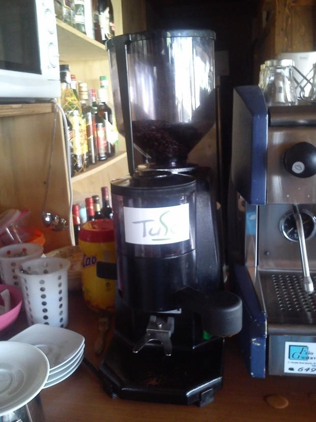 Molinillos. Molino de café en Mijas.