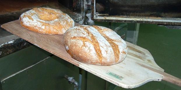 Pan. Elaborado con las mejores harinas