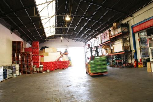 Almacén. Amplios almacenes en Sabadell