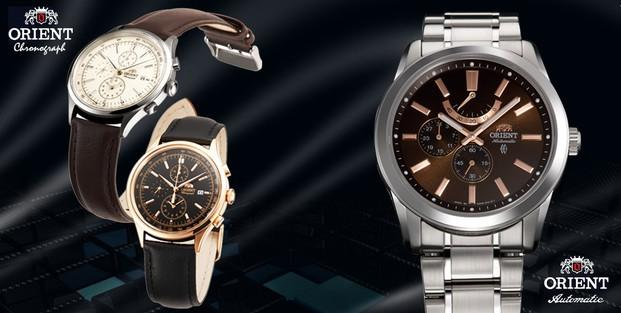 Relojes.Relojes Orient clásicos y deportivos