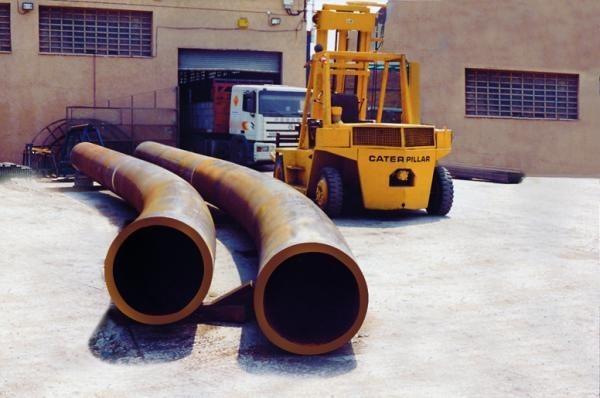 Tubos curvados. Para diferentes sectores industriales