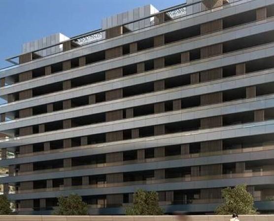 Balcón de San Lazaro. 163 Viviendas Climatizadas con VRV Samsung para Gestion Comun