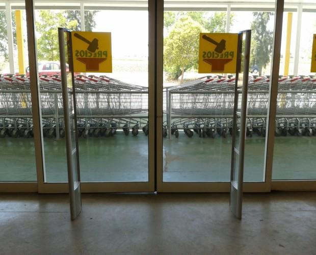 Anti-hurtos para supermercados. Calidad al mejor precio