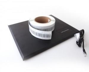Desactivador RF. El Desactivador RF permite la desactivación de las etiquetas adhesivas antihurto