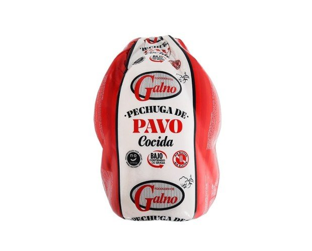 Pechuga de Pavo Galno. Para los gustos más exigentes