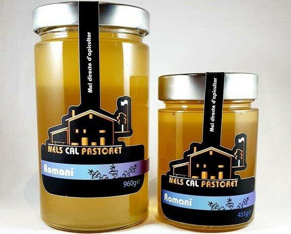 Miel de romero. Tiene un sabor y aroma inconfundibles