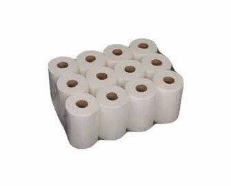 Minimecha 12 rollos. Papel higiénico desechable