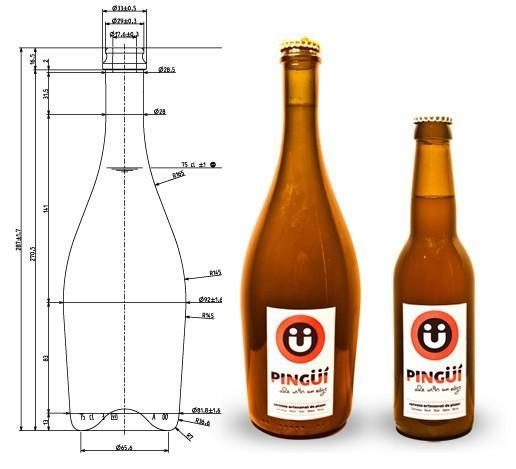 Cerveza Artesanal. Cerveza natural y refrescante